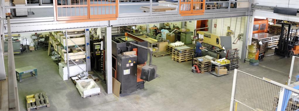Officina meccanica Omall lavorazione lamiere Taglio laser lamiera